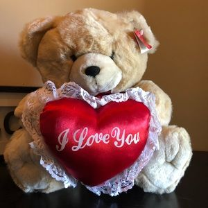 I love you bear excellent condition